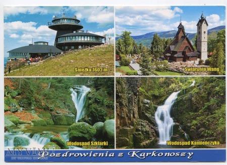 Karkonosze - AD 2000