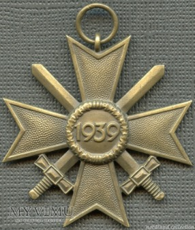 KVK II klasy z mieczami syg.40
