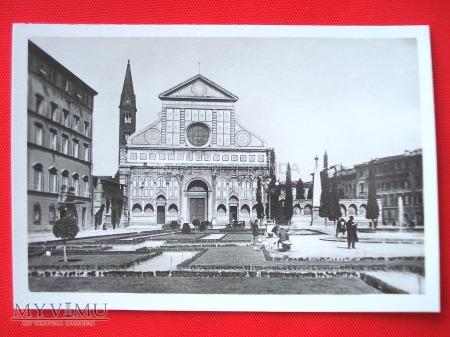 Florencja - Kościół Santa Maria Novella