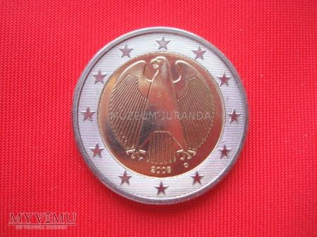 2 euro - Niemcy