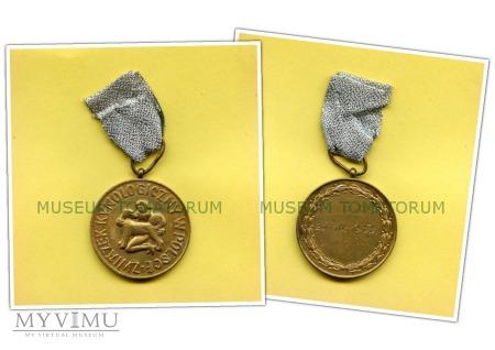 Wystawa psów - złoty medal - 1959