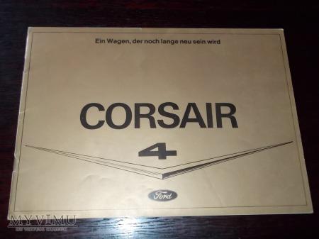 Prospekt FORD CORSAIR V4