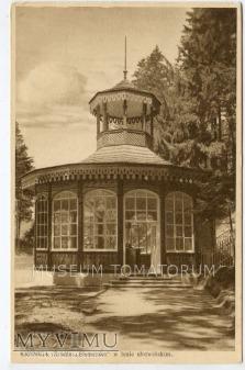 Krynica - Źródło Słotwinka - 1932