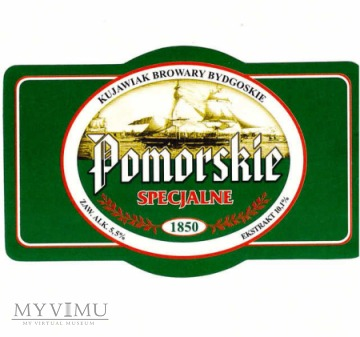 Bydgoszcz, Pomorskie SPECJALNE
