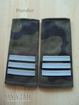 Pochewki z oznakami stopnia - starszy kapral