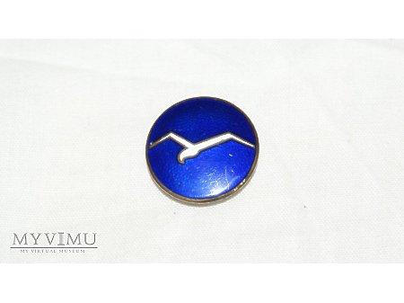 Odznak pilota szbowcowego Typ A