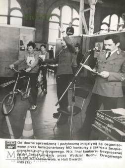 Zdjęcie propagandowe MO: WRD DUSW W-wa