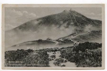 Karkonosze Śnieżka Schneekoppe 1930-te