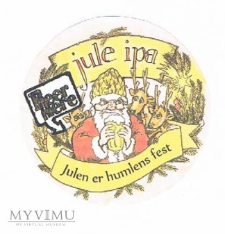 beer here - jule ipa