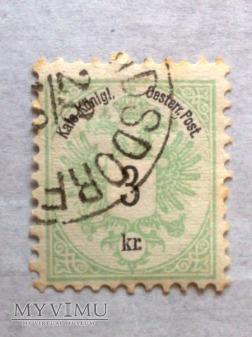 Duże zdjęcie Austria 3 Krajcar austro-węgierski