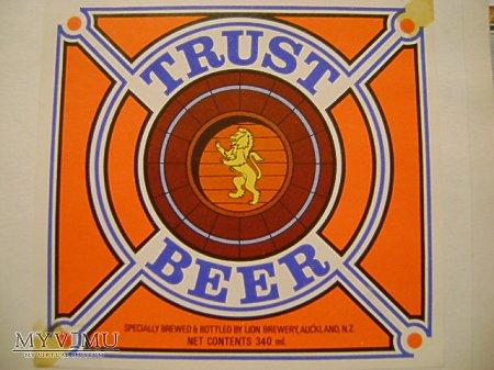 TRUST BEER
