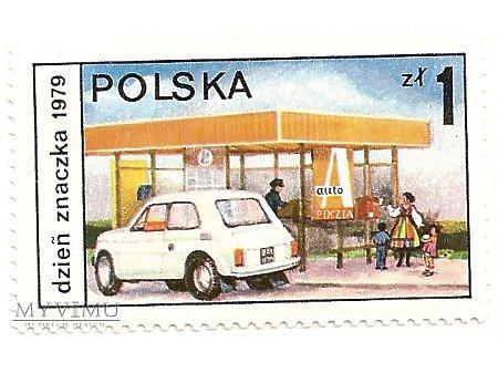 Maluch Polski Fiat 126p