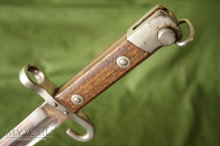 Austro-węgierski podoficerski bagnet M 1895