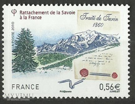 Savoie à la France