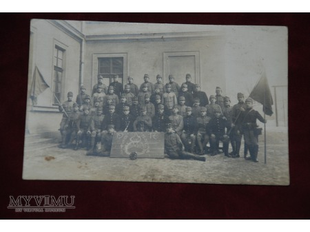 Artillerie telefonkorpus Olmutz 1917