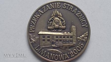 Przekazanie Strażnicy Limanowa 2005