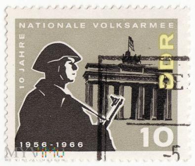 Nationale VolksArmee DDR 10 Jahre
