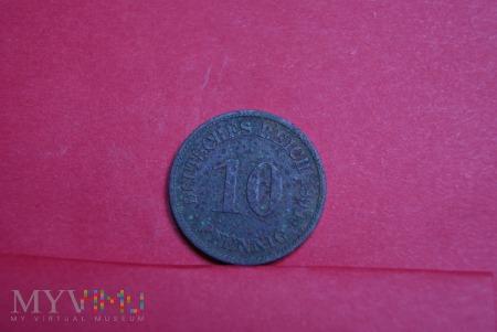 10 Pfennig 1898