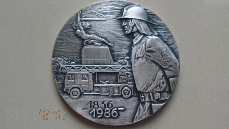 Jubileusz 150 Lat Warszawskiej Straży Pożarnej