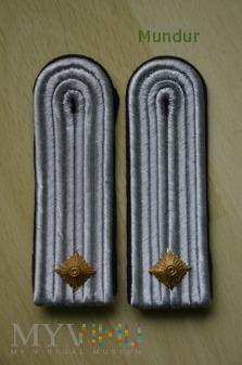Oznaki stopnia Pioniere - Unterleutnant