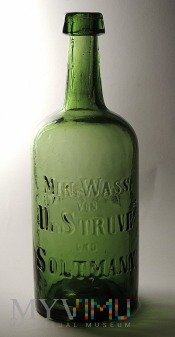 Butelka Dr. Struve Breslau