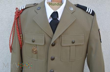 Mundur galowy 34 Brygady Kawalerii Pancernej