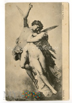 Bouguereau - Amor i Psyche