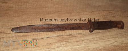 Bagnet Mauser S84/98/34 Solingen