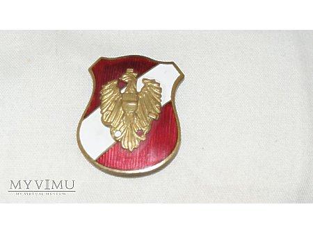 Austriacka odznaka z orłem