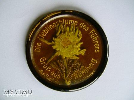 Odznaka partyjna z Norymbergi
