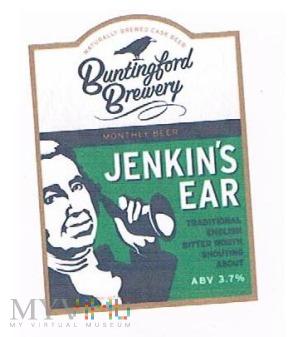 jenkin's ear