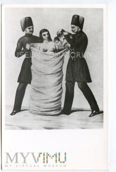 Akt z kotem - Tortura