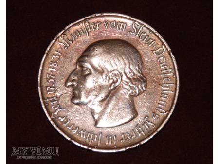 - 50 mln Mk - Notgeld der Provinz Westfalen - 1923