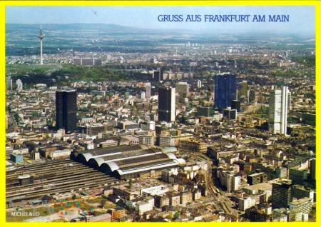 Duże zdjęcie Frankfurt am Main