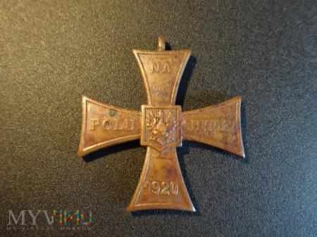 Duże zdjęcie Krzyż Walecznych - Knedler nr;29661 - II RP