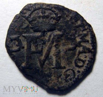 Hardhead 1559r , królowa Szkocji Maria I Stuart