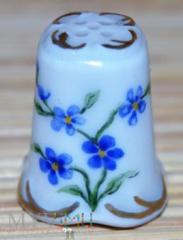 LINDNER-niebieskie kwiaty