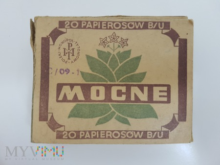 Papierosy MOCNE 20 szt PMT