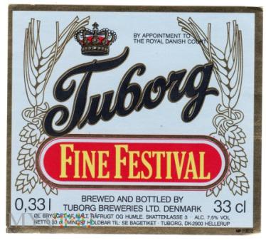 Tuborg Fine Festival