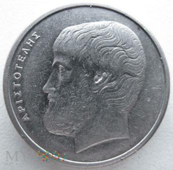5 drachm 1976 r. Grecja