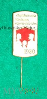 Zagłębiowska Rodzina Wczoraj-Dziś-Jutro 1980
