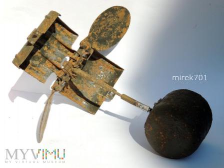 Niemiecka bomba kasetowa SD2