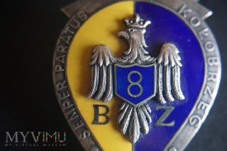 Duże zdjęcie 8 Kołobrzeska BZ - wersja próbna odznaki ?