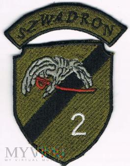 2 szwadron - 25 DKPow.