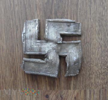 Swastyka aluminium