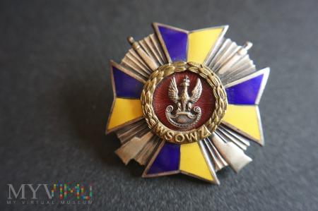Duże zdjęcie Honorowa Odznaka WSOWZ Wrocław :Nr130