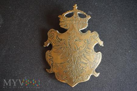 Pamiątkowa odznaka Rezerwy - Wiosna 86-88