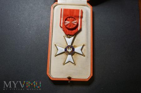 Krzyż Oficerski Orderu Polonia Restituta - II RP