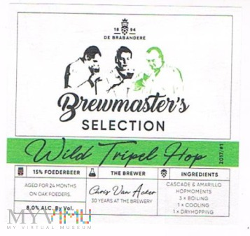 brewmaster's selection wild tripel hop