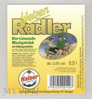 Kaiser, Radler Weizen
